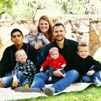 Nate Stanley family