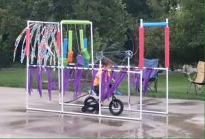 Water Fun Bike