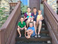 Adam Sperling family